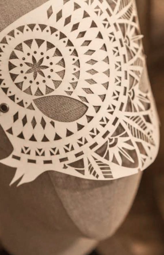MANDALA MASKS - WEDDING